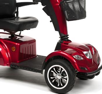 ema services limousin 6 scooter carpo 2 autonomie confort. Black Bedroom Furniture Sets. Home Design Ideas